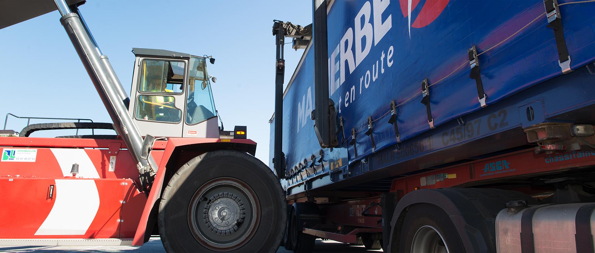Transport et logistique Malherbe