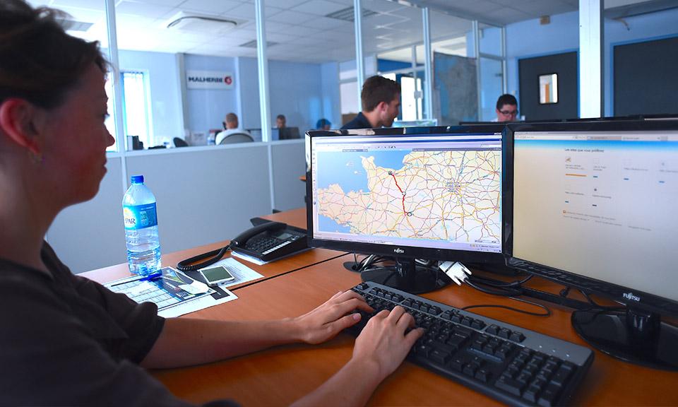 Agent d'exploitation transport et logistique