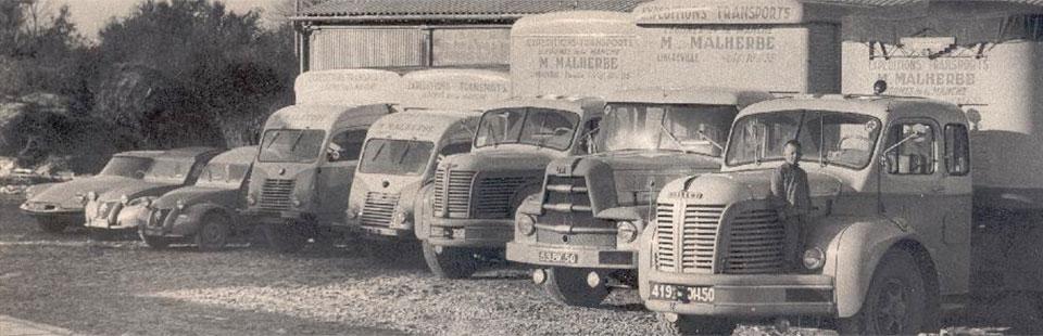 Valeurs Groupe Malherbe