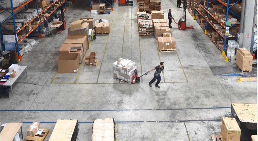 usine distribution